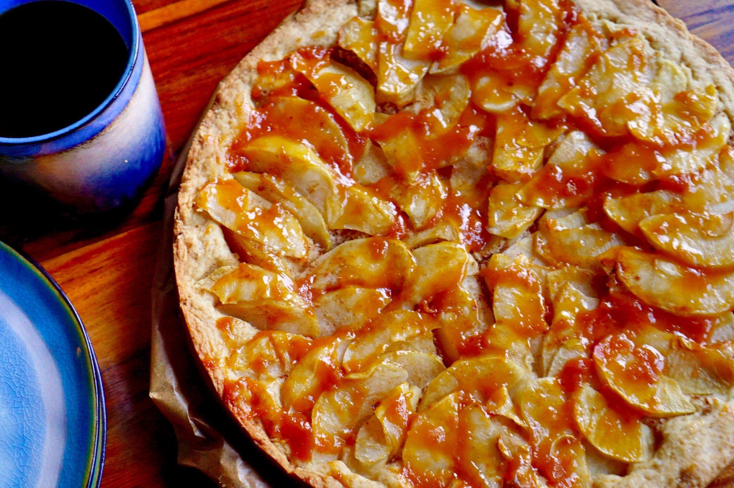 Torta di mele – Italienischer Apfelkuchen
